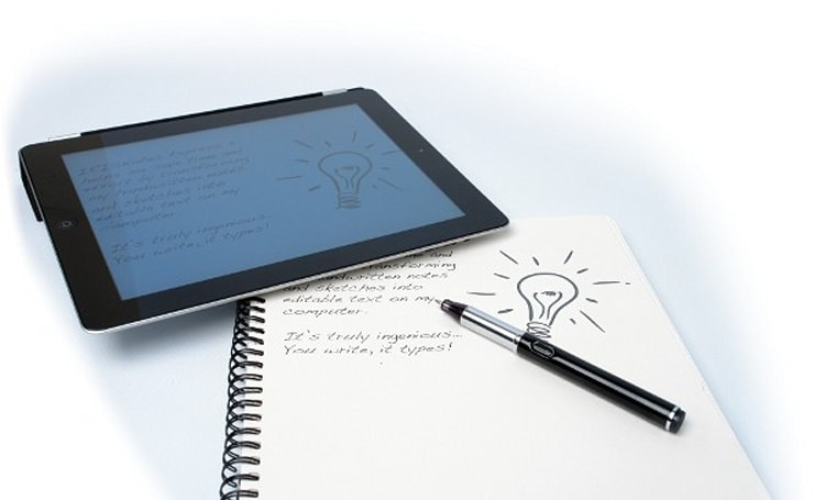 IRISNotes 2 looks to undercut Livescribe, digitizes your scribbles for $99