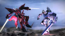 Mobile suits wreak havoc in Dynasty Warriors Gundam: Reborn