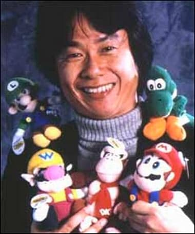 Miyamoto says that Wii is 'honored' to be in such great company as Move and Natal