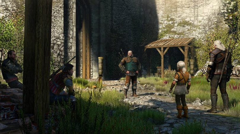 The Witcher 3 PC requirements are hefty, not surprising
