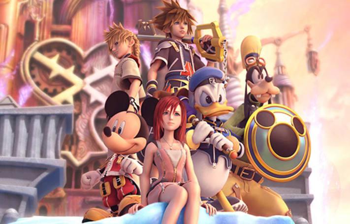 Kingdom Hearts 3 launch window revealed, refuted