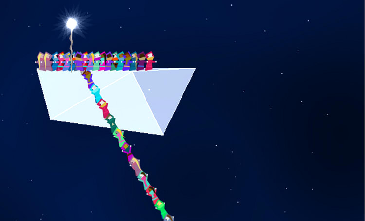 Rescue a civilization of adorable citizens in the dreamy world of Kiwanuka