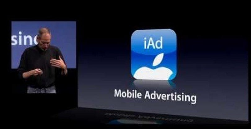 Report: Apple may have paid over $1M in iAd trademark settlement