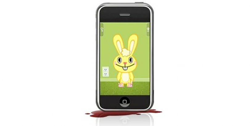 Happy Tree Friends branch out to iPhone