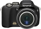 Olympus' SP-560 UZ 18x superzoom