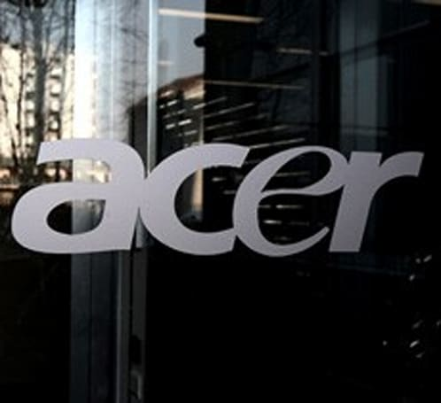 Acer tables e-reader plans, says market is 'not that big'
