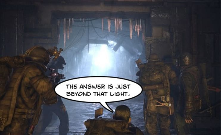 THQ asks for 'patience' as it tries to solve Metro 2033 DLC Achievement issue