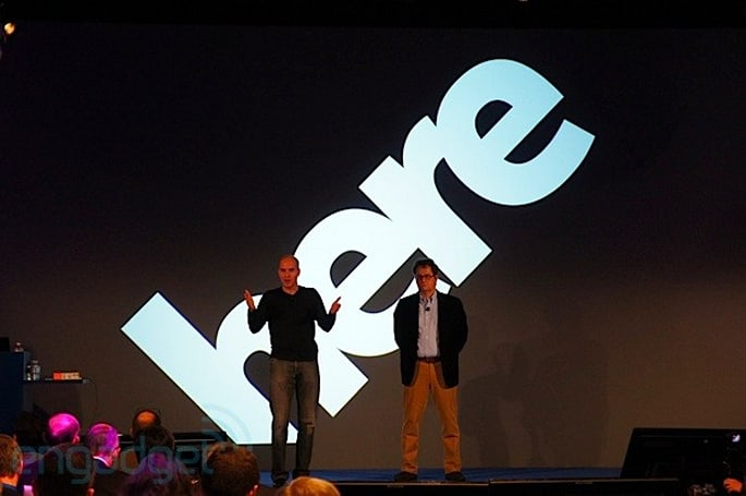 What's next for Nokia? Here maps, network infrastructure and 'advanced technologies'