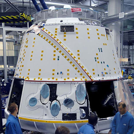 SpaceX's Dragon spacecraft to dock with the ISS later this fall