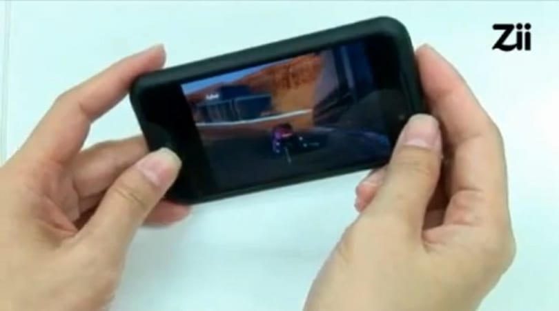 Video: Creative Zii EGG 3D gaming demo