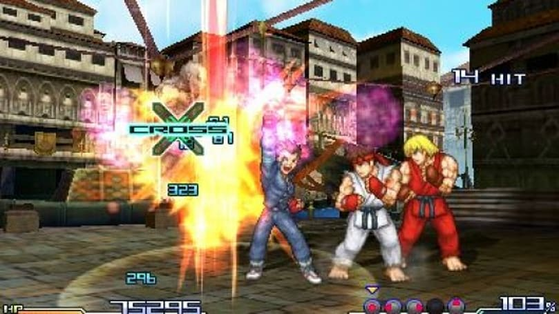 Project X Zone gets 'Ghost' demo on eShop next week