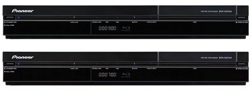 Pioneer launches Blu-ray recorders to Japanese market