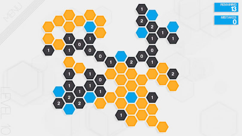 Hexcells, Hexcells Plus now available on Steam