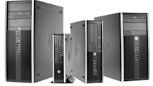 HP intros three Compaq desktops, two displays for the business set