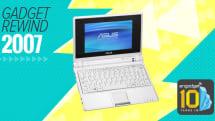 Gadget Rewind 2007: ASUS Eee PC 4G