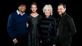 "James McAvoy, M. Night Shyamalan, Anya Taylor-Joy, And Betty Buckley On ""Split"""