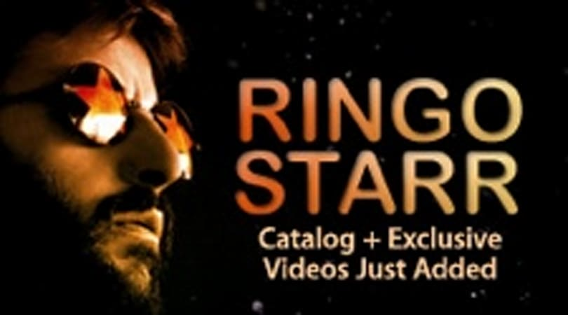 Ringo Starr joins iTunes