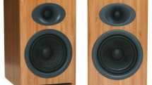 Passivists rejoice, Audioengine P4 bookshelf speakers now on sale