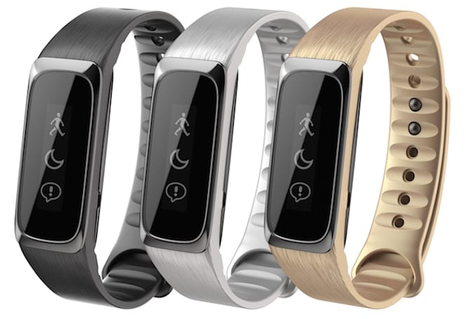 Acer outs three new models of its Liquid Leap wearable