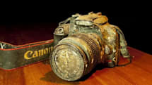 Canon EOS 1000D washes ashore in BC, Canada, SD card reveals it was lost at sea for over a year (update)
