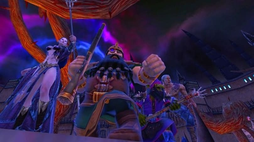 Warhammer Online: Wrath of Heroes is shutting down next month