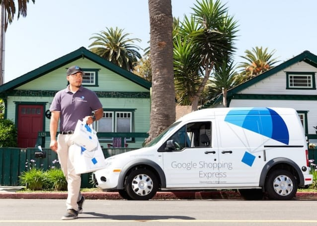 Google takes its same-day delivery service to New York and LA