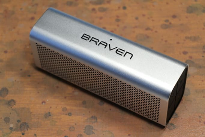 Braven 710 Bluetooth speakers offer TrueWireless linking for amazing stereo sound
