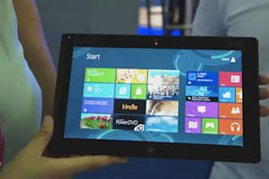 Lenovo ThinkPad Tablet Is Running Windows 8