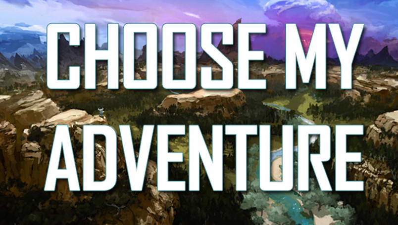 Choose My Adventure: Firefall is finally a real game