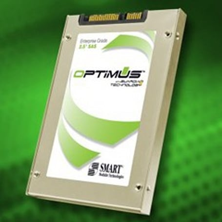 Smart Modular's 1.6TB Optimus SSD reads up to 1GB/s, claims to be the largest and fastest