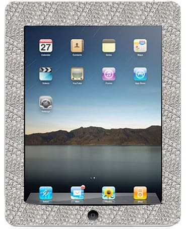 World's first diamond iPad tries to deliver that magical experience