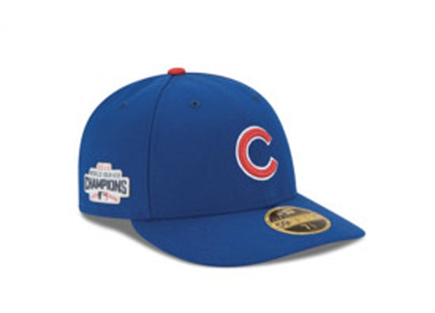 Official New Era World Series hat