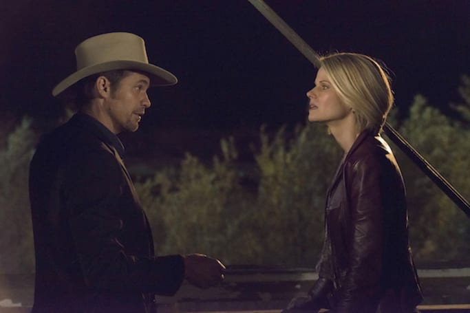 What's on your HDTV: State of the Union, 'The Fall', 'Justified'