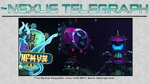 The Nexus Telegraph: Getting from place to place in WildStar