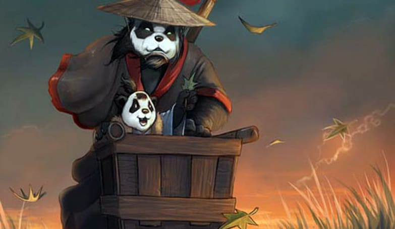 Pandaren names and how to create one for roleplay
