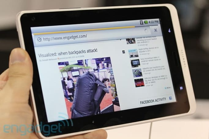 Enspert Identity Tab E301 and E201 hands-on preview