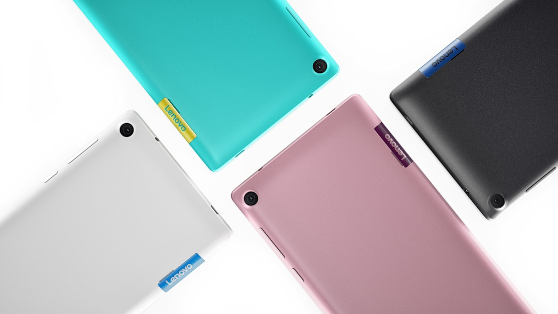 Lenovo has a lot of cheap Android tablets