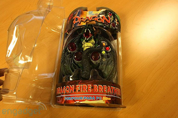 Awesomegadget CES: Dragon Fire Breather