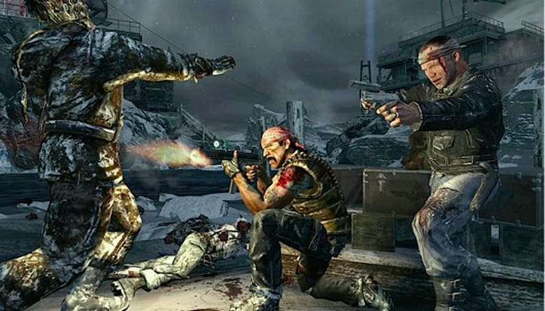 COD: Black Ops 'Escalation' DLC bringing Hollywood's zombies to PS3 on June 10