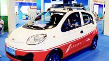 百度的全電動自駕汽車計劃更換測試車款