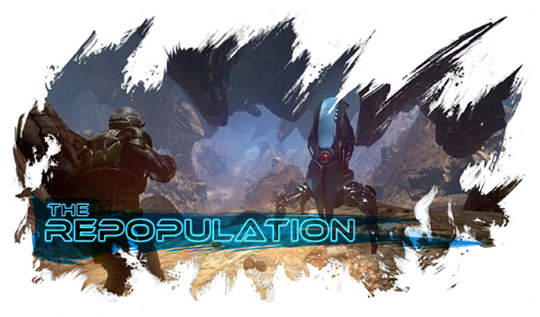 Massively hands-on: Let's talk about The Repopulation