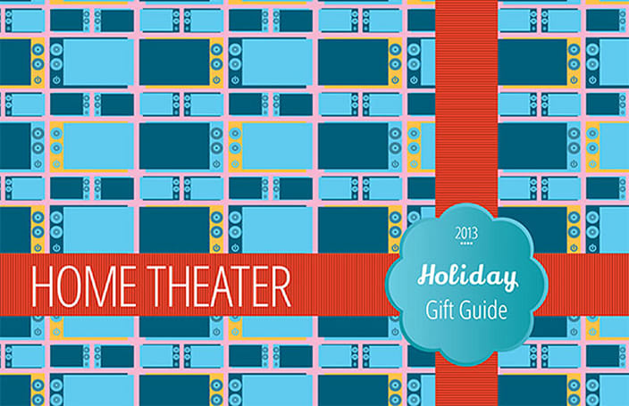 Engadget's Holiday Gift Guide 2013: Home Theater