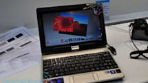 Gigabyte T1000 takes a new twist on life with Atom N470 and a multitouch display