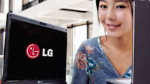 LG's 13.3-inch E300-AP75K laptop packs a 160GB hybrid HDD