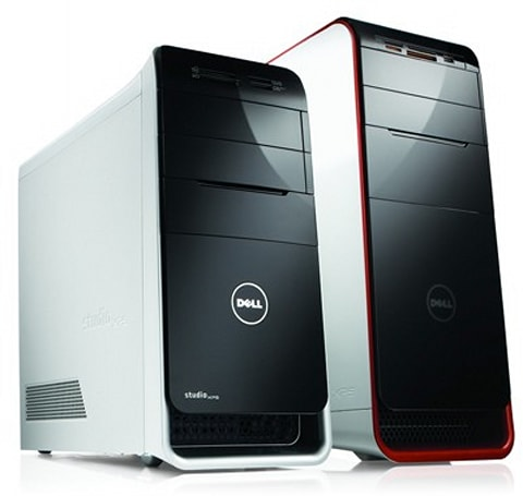 Dell packs Intel's Lynnfield CPUs into Studio XPS 8000 and 9000 desktops