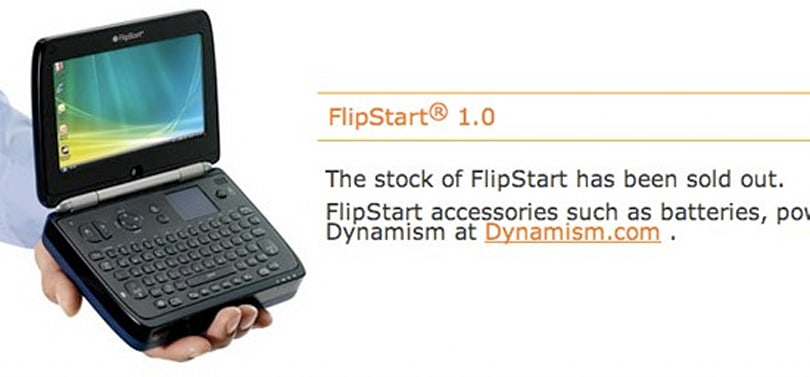 Is FlipStart closing up shop?