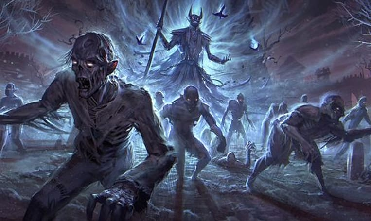 The Elder Scrolls Online updates its site and adds a story page
