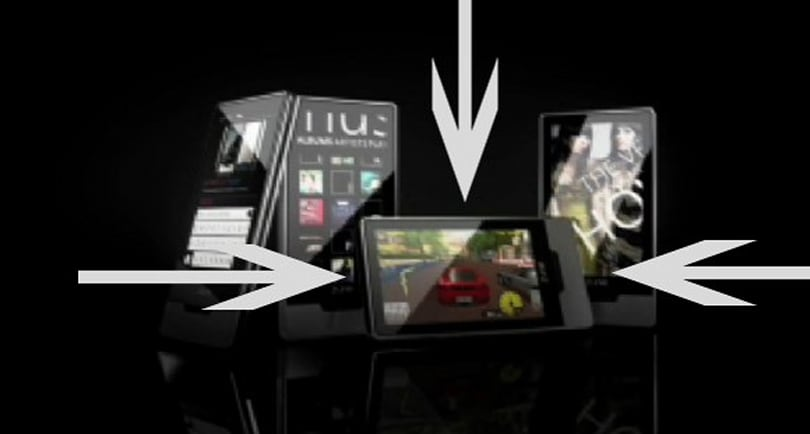 Zune HD does games: Project Gotham Racing, Audiosurf 'in November'