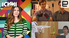 ICYMI: Deaf translation gloves, mind-controlled UAVs and more