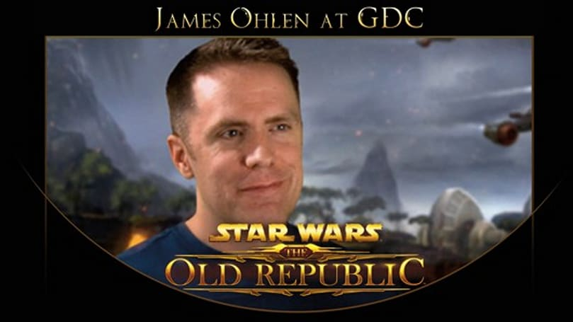 GDC 2013: James Ohlen on how F2P saved SWTOR